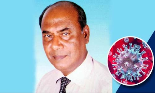 Ex-MP Dr Shahjahan dies of coronavirus