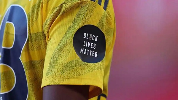 West Indies will follow Premier League clubs in wearing the Black Lives Matter emblem on their shirts. Photo: Getty Images