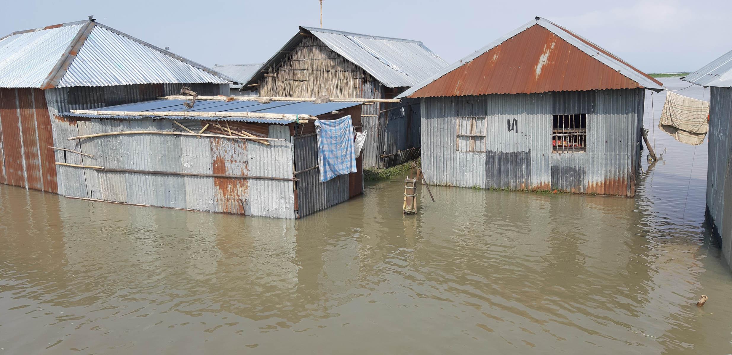 1.5 lakh people marooned in Kurigram