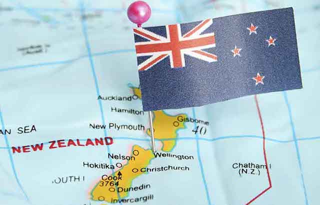 New Zealand reports no new cases of COVID-19