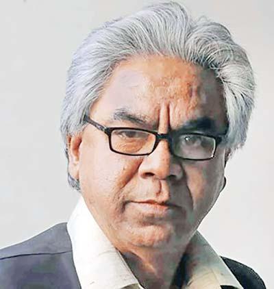 Senior journo Faruk Quazi passes away