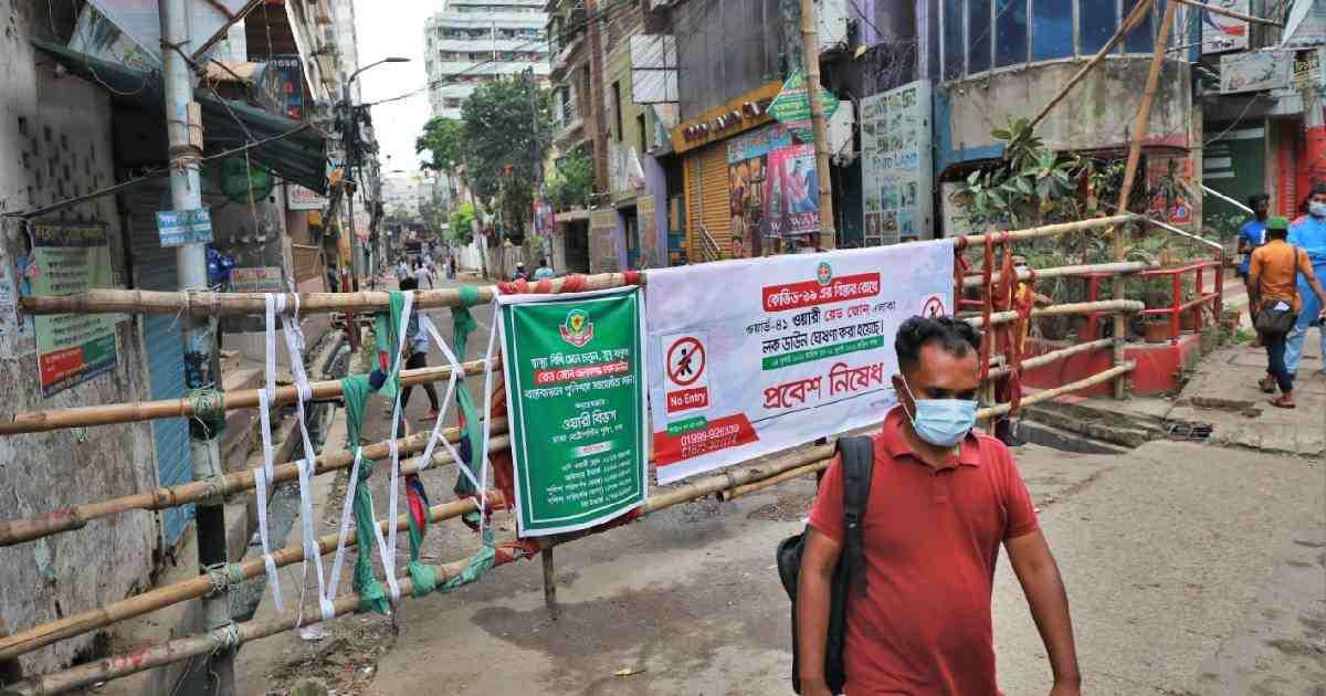 Bangladesh's COVID-19 deaths cross 2,000