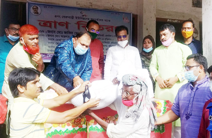 None to die from hunger during Hasina's tenure: State Minister Zakir Hossain