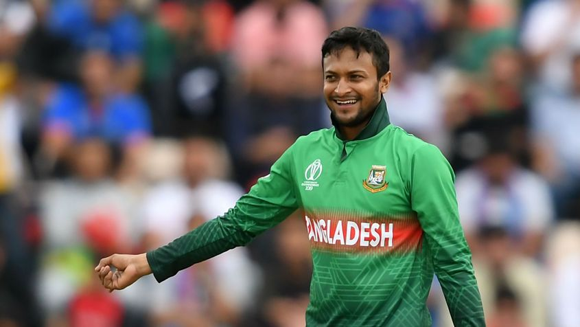 COVID-19 prevent Shakib from missing more matches