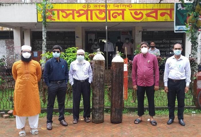 Hatiya hospital gets 2 oxygens