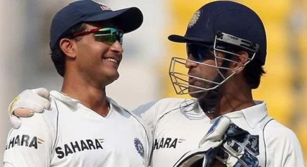 Always wanted Dhoni to bat up the order: Ganguly