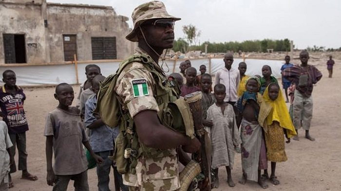 Nigerian Army PHOTO: AFP/Getty Images