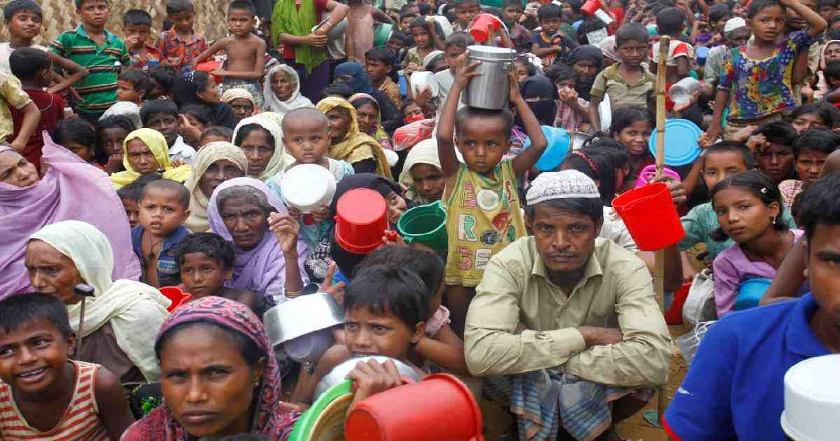 Myanmar urged to ensure voting rights, restore citizenship for Rohingya