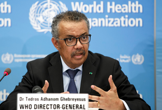WHO urges aggressive virus measures as flare-ups spark new closures