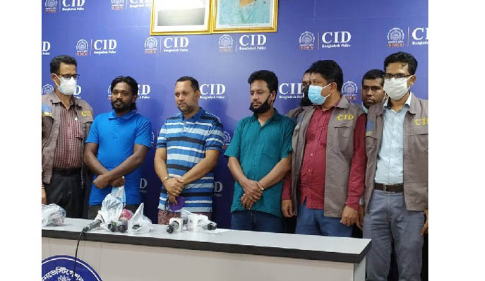 Notorious ringleader held for trafficking Bangladeshi women into prostitution