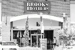 Storied apparel retailer Brooks Brothers files for bankruptcy amid pandemic