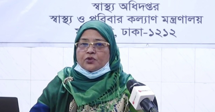 Bangladesh's virus recovery number crosses 1 lakh, deaths 2,424