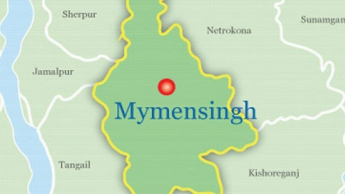 Discussion over National Girl Child Day in Mymensingh