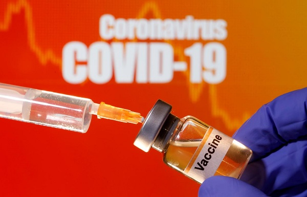 The first potential COVID-19 vaccine developed in the southern hemisphere, called COVAX-19 and created by Adelaide company Vaxine Pty Ltd, is pictured at the Royal Adelaide Hospital in Adelaide, Australia, Jul 2, 2020. Photo: Reuters