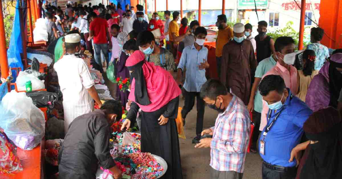Bangladesh reports 37 more virus deaths