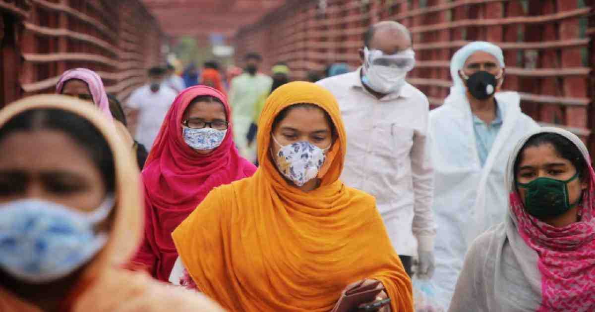 Virus pandemic affects men, women differently: Report