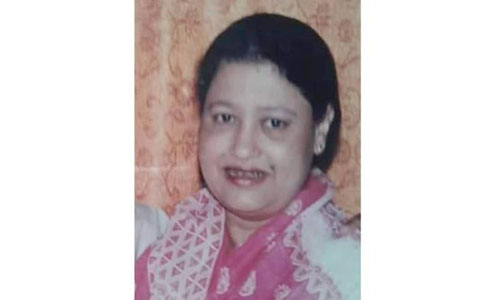 Daily Jahan editor Rebeka Yasmin dies of coroavirus