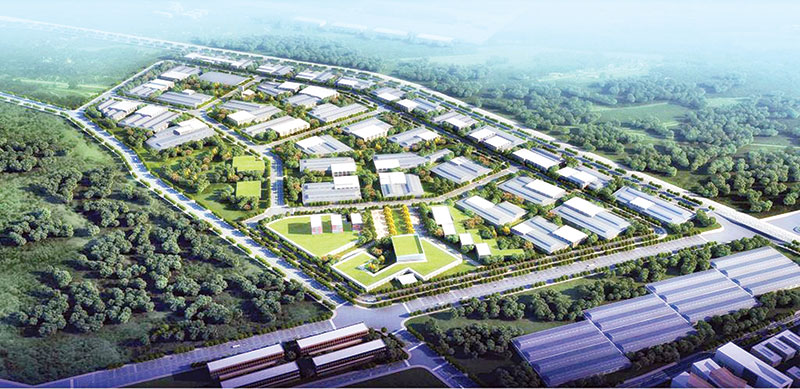 China finally intends to set up industrial park in Ctg