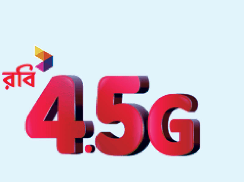 Robi builds up largest 4.5G network in Bangladesh