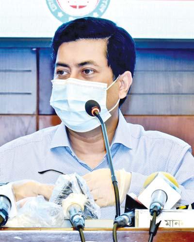 DSCC announces Tk 6,119.59cr budget for FY 2020-21