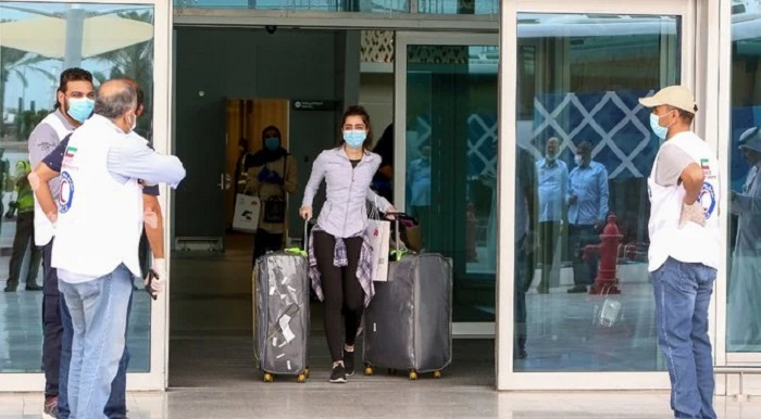 Kuwati nationals and residents will be able to travel again as of August 1. (File/AFP)