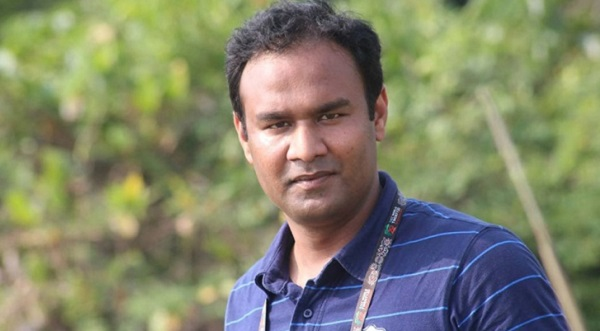 NEWS24 TV's senior sports reporter Taposh Jubayer passes away