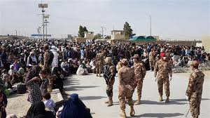 22 killed in clashes at Afghan-Pakistan border