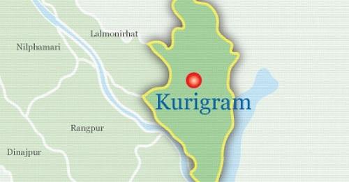 Minor girl dies as bus hits in Kurigram