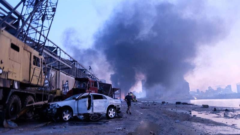 Beirut blast death toll reaches 100