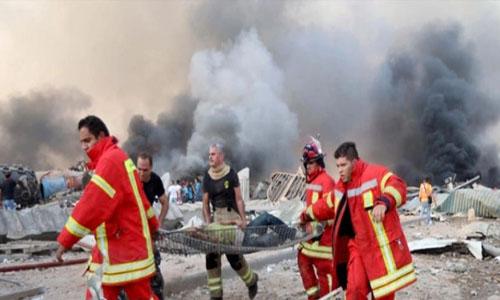 3 Bangladeshis killed in Beirut blast