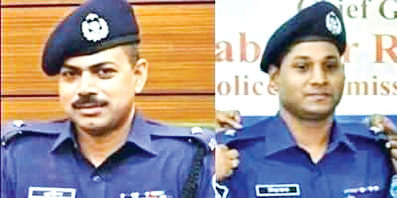 OC Pradip, Insp Liakat, 5 others placed on 7-day remand