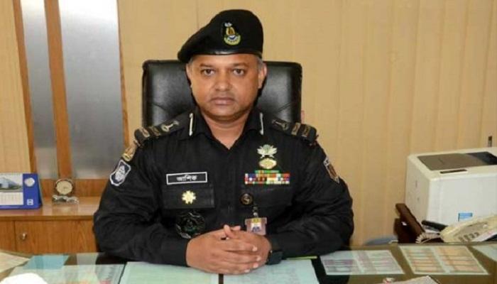 RAB spokesman Lt Col Ashique Billah