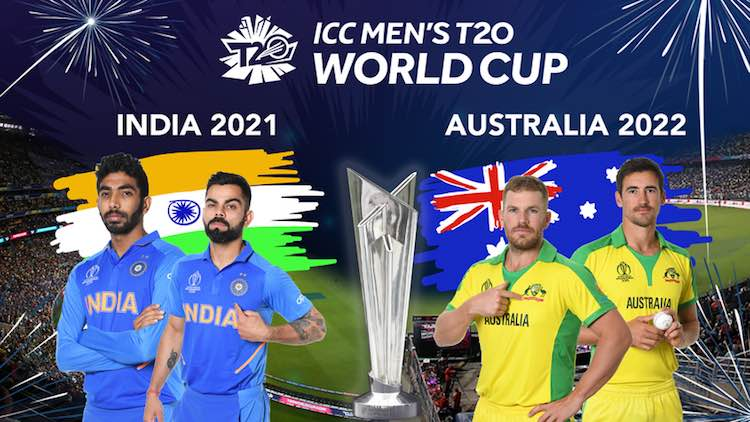 India to host 2021 T20 World Cup; Australia in 2022