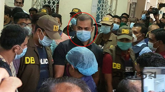 OC Pradeep, Inspector Liakat among 7 policemen suspended