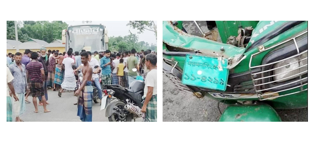 Seven killed in Mymensingh road accident