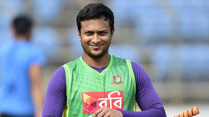 Shakib to train at BKSP from September
