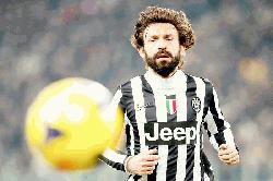 Italy legend Pirlo replaces Sarri as Juventus coach