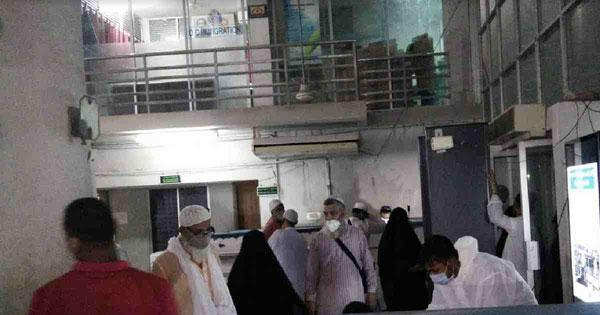 17 more Tabligh Jamaat men return home after serving jail in India