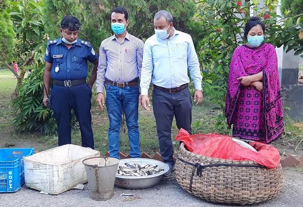2 fish traders jailed for selling carp fish