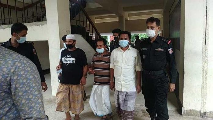 Sinha murder: 3 witnesses of police cases arrested