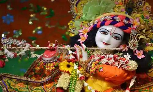 Janmashtami celebrated with religious fervor