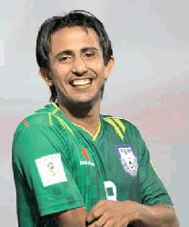 Mamunul to say goodbye to Int'l career playing Bangladesh-India FIFA qualifier Nov 12