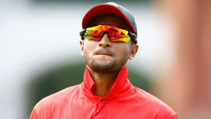 Shakib could make international comeback on Sri Lanka tour