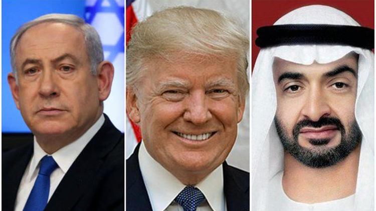Israel and UAE strike 'historic peace deal'