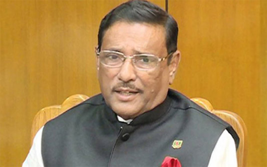 Aug 15 plotters still spreading hatred of communalism: Quader