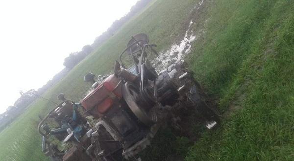 Lightning strike kills farmer in Mymensingh