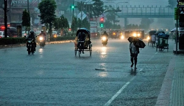Overnight rain amidst the heatwave brings relief