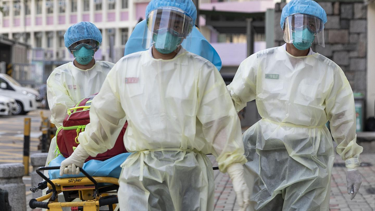 Hong Kong man 'reinfected' with COVID-19