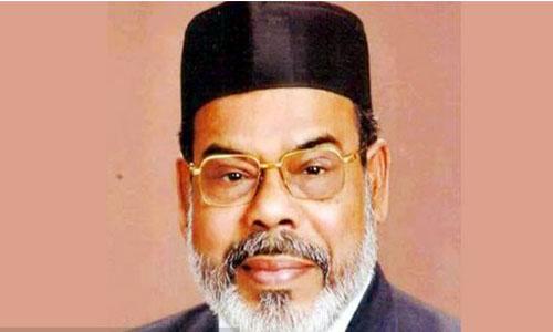 Freedom fighter Ismail Hossain Bengal dies