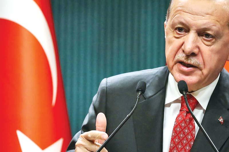 Erdogan snubs UAE, backs Palestinian resistance
